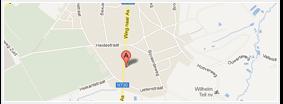 Vertaalbureau Mondo - Apeldoorn - Ligging